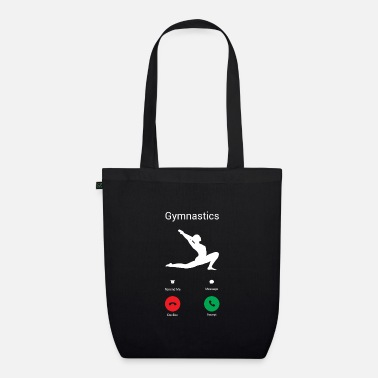 Gymnastics Gymnastics is calling! - Organic Tote Bag