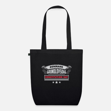 Constitution Denmark Constitution Day - Organic Tote Bag