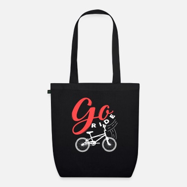 Hobby Bicycle gift hobby sport women's bike - Organic Tote Bag