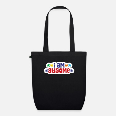 Attention Deficit Disorder autism - Organic Tote Bag