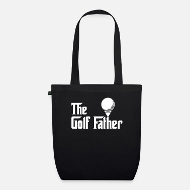 Golf Funny Golfing Golfers Golf Father Funny Gift - Organic Tote Bag