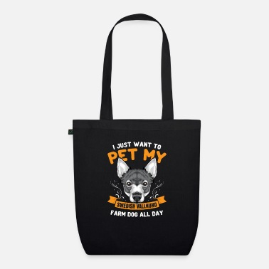 Swedish Swedish Vallhund Swedish Vallhund - Organic Tote Bag