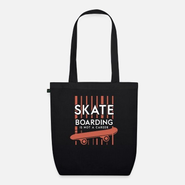 Career Skateboard no career - Organic Tote Bag