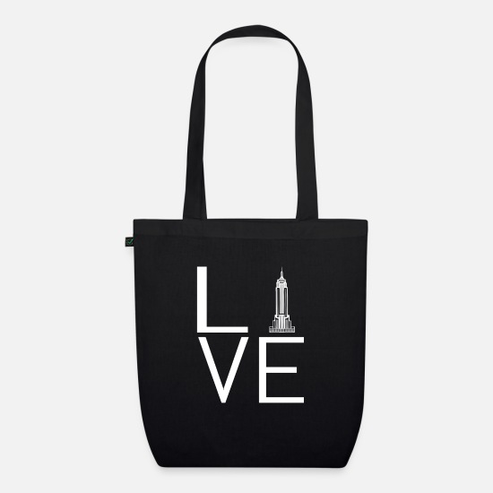 Architect Bags & Backpacks - architect - Organic Tote Bag black