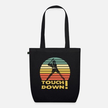 Touch Down Touch down - Organic Tote Bag