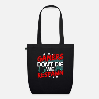 Computer Game Computer gaming - Organic Tote Bag