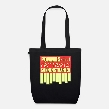 French sayings Funny fast food - Organic Tote Bag