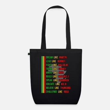 Black History Month Black History Month - Organic Tote Bag