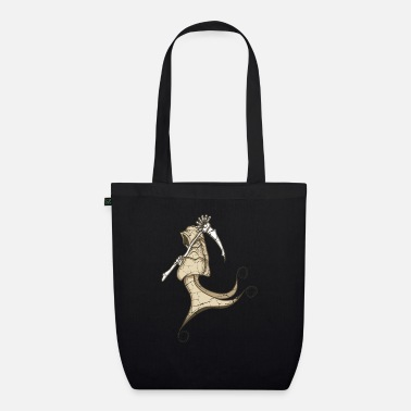 Grim Reaper Godfather Death Horror Fan Gift - Organic Tote Bag