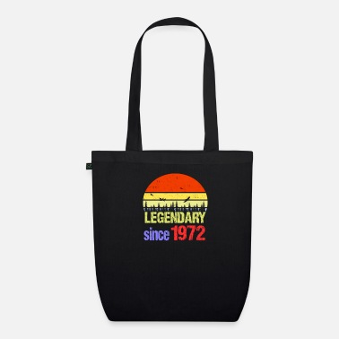 legendary 1972 - Organic Tote Bag