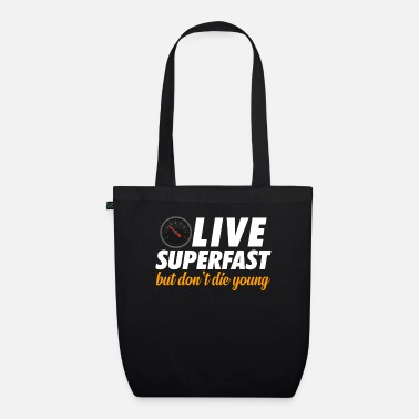 Motor Race Auto quick tuning - Organic Tote Bag