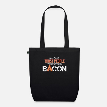 Sausage Bacon Foodie Lover Barbecue Grill Funny Gift - Organic Tote Bag