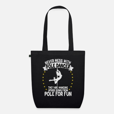 Burlesque Pole dance pole dance burlesque strip gift - Organic Tote Bag