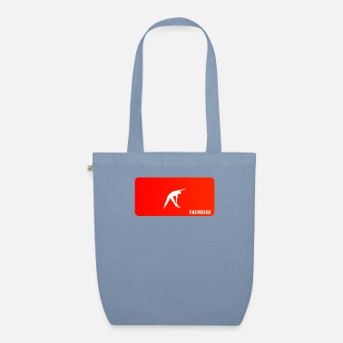 Exercise exercise - Organic Tote Bag
