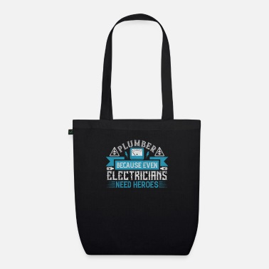 Electricity electrician - Organic Tote Bag