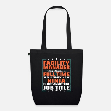 Plant Grounds Facility manager profession employee gift idea - Organic Tote Bag