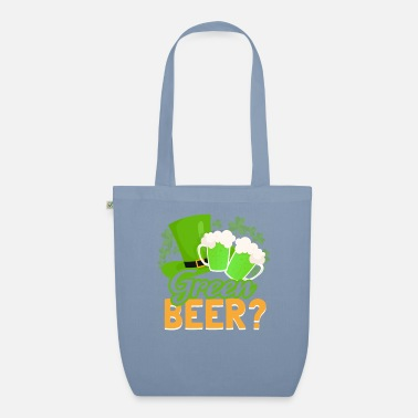 Green Beer Green beer - Organic Tote Bag