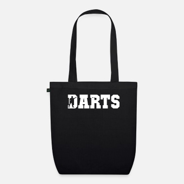 Grandpa Dart player - Organic Tote Bag