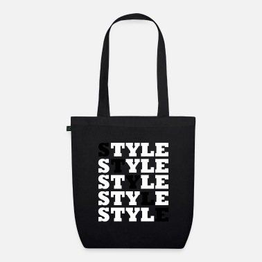 Style Style - Street Style - Organic Tote Bag