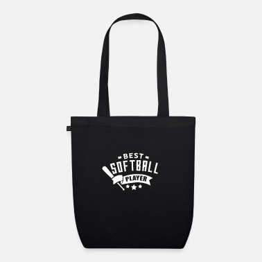 Softball Player Softball player - Organic Tote Bag