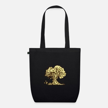 Nature Conservation Atomic bomb nature conservation shirt - Organic Tote Bag