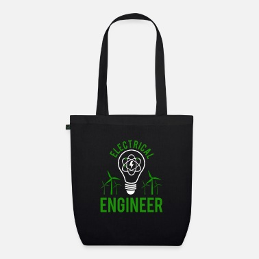Electricity Electrical engineer - Organic Tote Bag