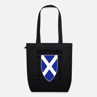 William Wallace Ecosse William Wallace II - Sac en tissu bio
