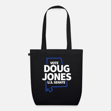 Doug Jones Campaign Vote Doug Jones US Senate 2020 Senatorial - Organic Tote Bag