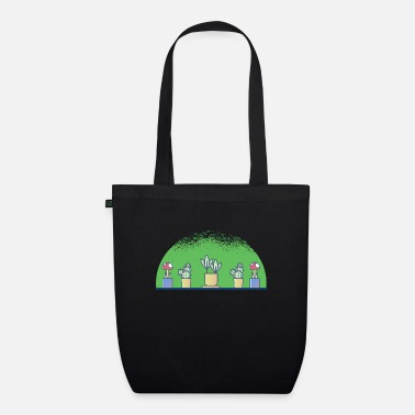 Plant plants - Organic Tote Bag