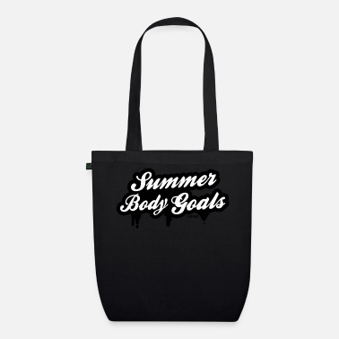 Body Target Body Summer Body - Organic Tote Bag