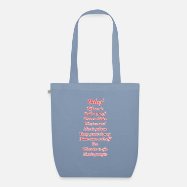 Dictionary A dictionary is to be - Organic Tote Bag