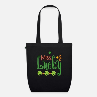 Whiskey Mrs Lucky - Organic Tote Bag