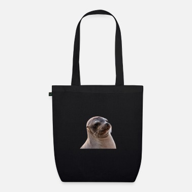 Sea Seal, sea lion - Organic Tote Bag