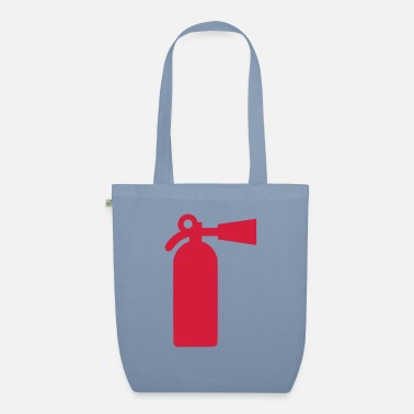 Fire Fire extinguishers - fire - Fire - Organic Tote Bag