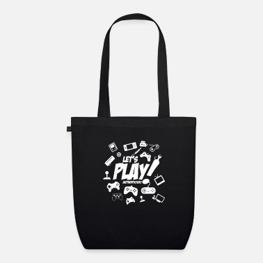 Let's play motherfucker - Organic Tote Bag