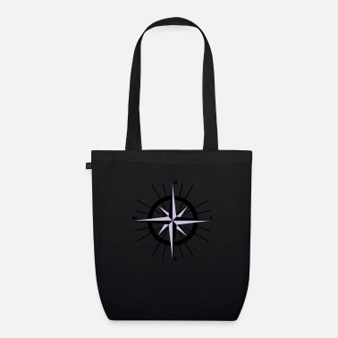 Nautical Nautical Compass - Organic Tote Bag