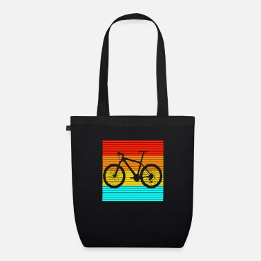Mountain Bike mountain bike - Borsa di stoffa ecologica
