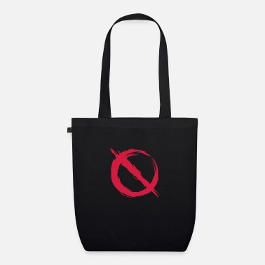 Prohibited Prohibition prohibited - Organic Tote Bag