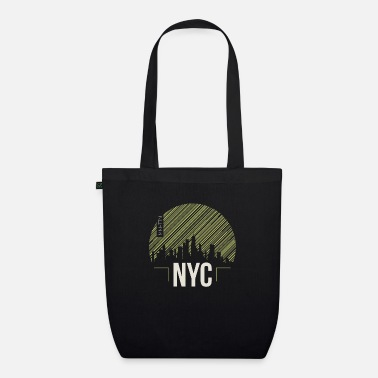 Ny New York City - Organic Tote Bag