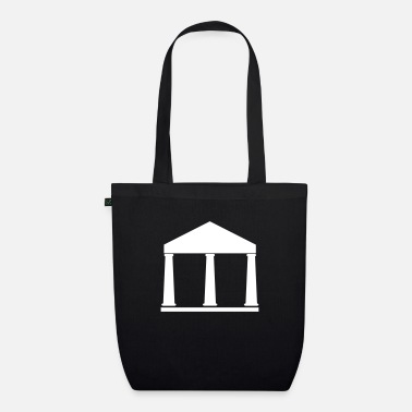 Temple TEMPLE - Organic Tote Bag
