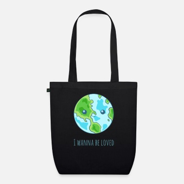 Lovely Earth - Organic Tote Bag