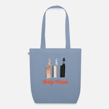 VAPE ONLY - Organic Tote Bag