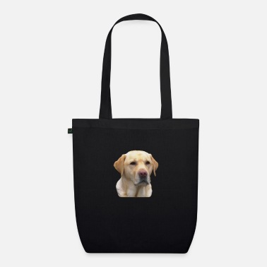 Lab Yellow Lab - Organic Tote Bag