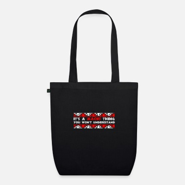 South Seas It's a Maori Thing You won't understand - Organic Tote Bag