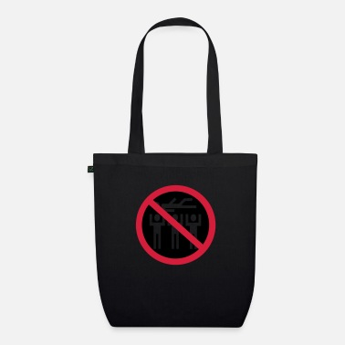 Stagediving No stagediving - Organic Tote Bag