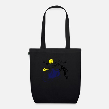 Go Go go go Almost there - Organic Tote Bag