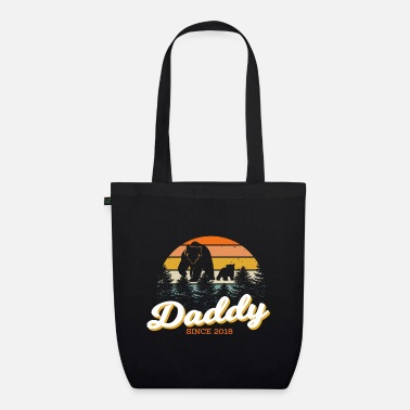 Age Dad since 2018 - Organic Tote Bag