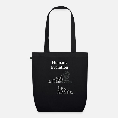 Evolution evolution - Organic Tote Bag
