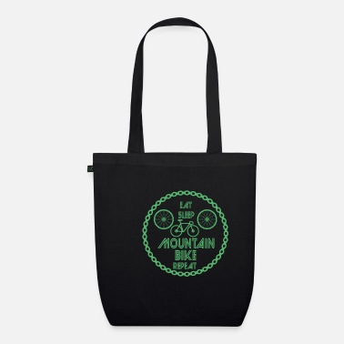 Mountain Bike Mountain bike Mountain bike Mountain bike - Organic Tote Bag