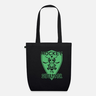 Field Field Hockey Field Hockey Field Hockey Field Hockey - Organic Tote Bag